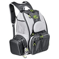 Freshwater saltwater fishing tackle boxes bags bass for Bass pro fishing backpack