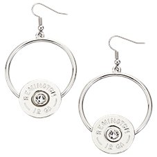 Lizzy J's Circle Dangle Earrings