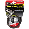 Trimax Trimaflex Spare Tire Cable Lock