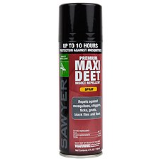 Sawyer MAXI-DEET Continuous Spray Insect Repellent Spray