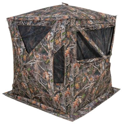 BlackOut X83 Hub-Style Ground Blind  by