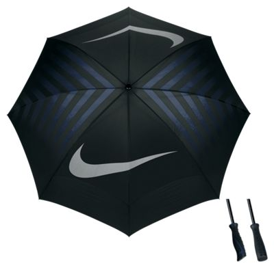 Nike 62' WindSheer Double Canopy Golf Umbrella  by