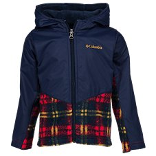 Columbia Steens MT Overlay Hooded Jacket for Babies or Toddlers