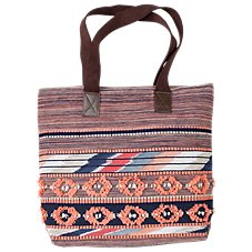 Quagga Textured Tote Bag