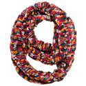 Quagga Multifaceted Infinity Scarf for Ladies