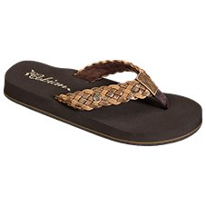 Cobian Braided Bounce Thong Sandals for Ladies