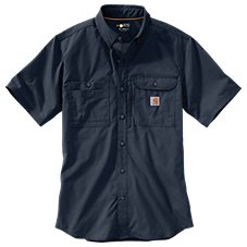 Carhartt Force Ridgefield Solid Shirt for Men