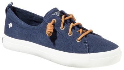 Sperry Crest Vibe Linen Sneakers for Ladies  by