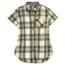 Carhartt Dodson Short-Sleeve Shirt for Ladies