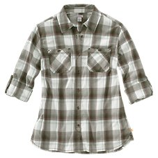 Carhartt Huron Plaid Shirt for Ladies