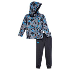 Under Armour Atlas Symbol Track Suit for Babies, Toddlers, or Boys