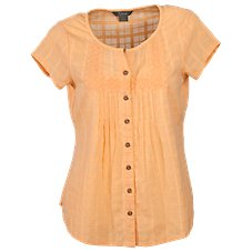 Natural Reflections Windowpane Blouse for Ladies