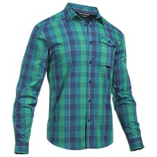 Under Armour Tactical Long-Sleeve Button-Down Shirt for Men