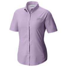 Columbia PFG Tamiami II Short-Sleeve Shirt for Ladies