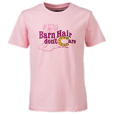Bass Pro Shops Barn Hair, Don't Care T-Shirt for Toddlers or Girls