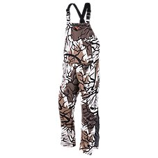 Predator Camo Ambush Insulated Bibs for Men
