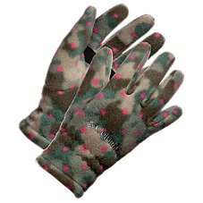 Columbia Fast Trek Gloves for Kids