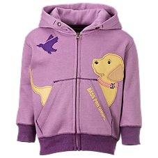 Bass Pro Shops Felt Lab Hoodie for Toddlers