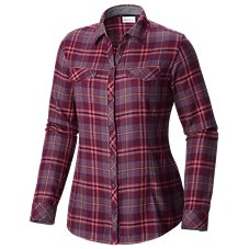 Columbia Simply Put II Flannel Shirt for Ladies