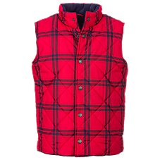 Bass Pro Shops Quilted Plaid Vest for Toddlers or Boys