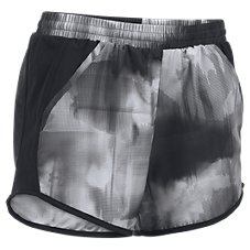 Under Armour Printed Fly-By Shorts for Ladies