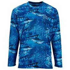 Guy Harvey Legend Performance Shirt for Men