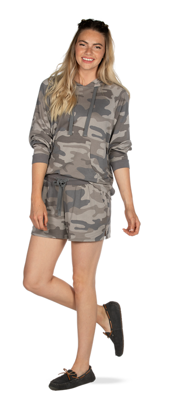 Get the Lounge Shorts Look