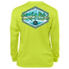 Salt Life Mahi Peak T-Shirt for Kids