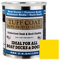 Tuff Coat Rubberized Non-Skid Coating - Safety Yellow
