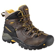 Keen Pittsburgh Waterproof Steel Toe Work Boots for Men