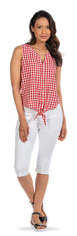 Get the Gingham Look