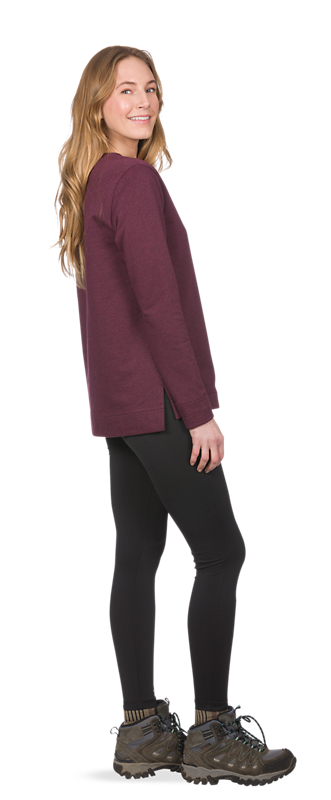 Get the Ascend Sweatshirt Legging Look