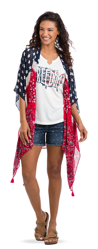 Get the Freedom Tank Look