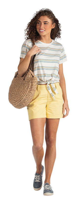 Get the Twill Short Look