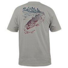 Salt Life Tidal Trophies Pocket T-Shirt for Men