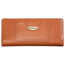 Carhartt Signature Single Snap Wallet for Ladies