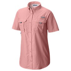 Columbia PFG Bahama Short-Sleeve Shirt for Ladies