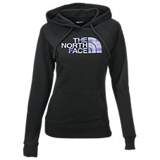 The North Face Patterned Half Dome Pullover Hoodie for Ladies