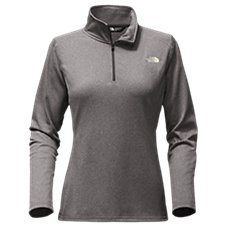 The North Face Tech Glacier 1/4-Zip Pullover for Ladies
