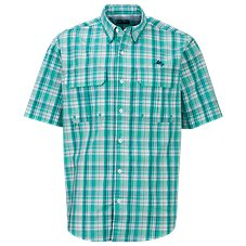 World Wide Sportsman Offshore Plaid Shirt for Men