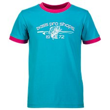 Bass Pro Shops Fishing Pole T-Shirt for Kids