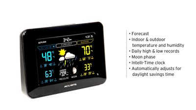 AcuRite Digital Color Weather Station Model 02027 Bass Pro Shops