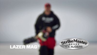 StrikeMaster Lazer Mag Power Ice Auger | Bass Pro Shops