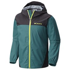 Columbia Glennaker Rain Jacket for Toddlers or Boys