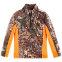 Under Armour Realtree Hunting 1/4-Zip Pullover for Boys