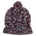 Ascend Multi Mohair Cable Knit Hat for Ladies